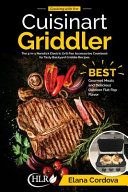 Cooking with the Cuisinart Griddler Book