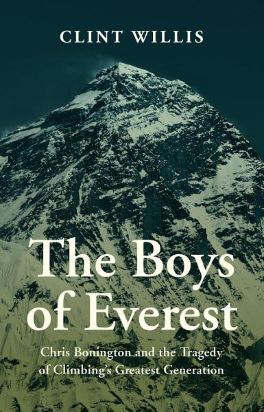 Download The Boys of Everest Book