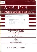 American Book Publishing Record
