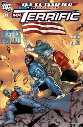 JSA: Classified (2005-) #31