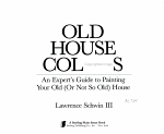 Old House Colors PDF