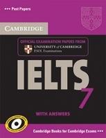 Cambridge IELTS 7  Self Study Pack