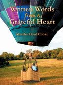 Written Words from a Grateful Heart PDF