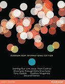 Starting Out with Java  Pearson New International Edition PDF