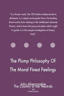 The Plump Philosophy of the Moral Finest Feelings PDF
