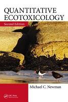 Quantitative Ecotoxicology  Second Edition PDF