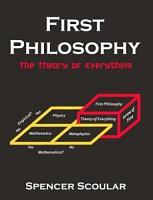 First Philosophy PDF