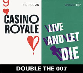 Double The 007 Casino Royale And Live And Let Die James Bond 1 2  Book PDF