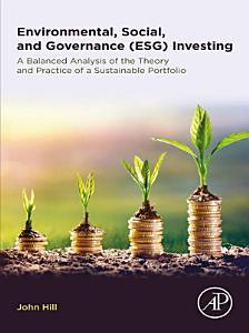 Environmental  Social  and Governance  ESG  Investing
