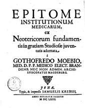 Epitome institutionum medicarum