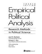 Empirical Political Analysis PDF