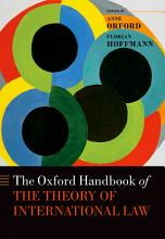 The Oxford Handbook of the Theory of International Law PDF