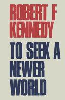 To Seek a Newer World
