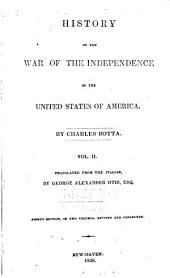 History of the War of the Independence of the United States of America: Volume 2