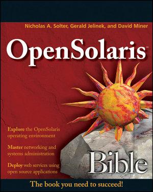 OpenSolaris Bible PDF