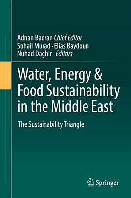 Water  Energy   Food Sustainability in the Middle East PDF