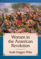 Women in the American Revolution PDF