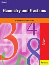 Geometry and Fractions: Math Reproducibles