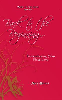 Back to the Beginning    PDF