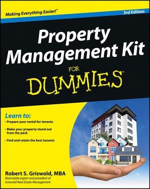 Property Management Kit For Dummies PDF