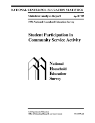 Student Participation In Community Service Activity Book PDF