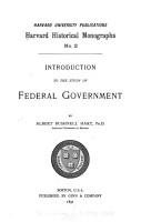 Harvard Historical Monographs PDF