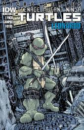 Teenage Mutant Ninja Turtles Microseries #4: Leonardo