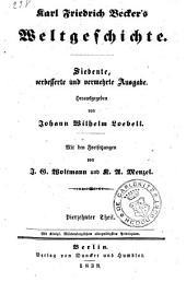 Weltgeschichte: Geschichte unserer Zeit seit dem Tode Friedrichs des Zweiten ; 3, Band 14