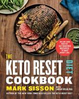 The Keto Reset Diet Cookbook PDF