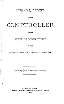 Report of the State Comptroller to the Governor PDF