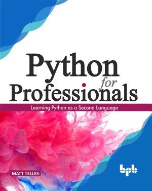 Python for Professionals PDF