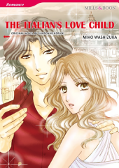 THE ITALIAN'S LOVE-CHILD: Mills & Boon Comics