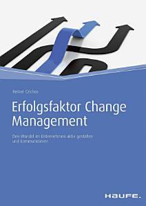 Erfolgsfaktor Change Management PDF