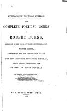 The Complete Poetical Works of Robert Burns  PDF
