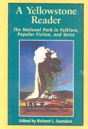 Download A Yellowstone Reader Book