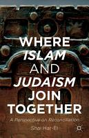 Where Islam and Judaism Join Together PDF
