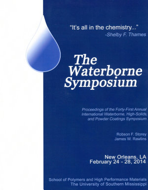 Waterborne Coatings Symposium 2014