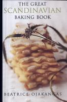 The Great Scandinavian Baking Book PDF