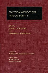 Statistical Methods for Physical Science PDF