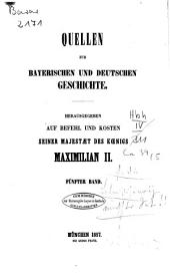 Monumenta Wittelsbacensia: Urkundenbuch zur Geschichte des Hauses Wittelsbach. Von 1204 bis 1292, Band 1