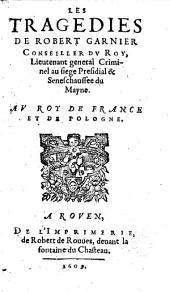 Les Tragédies de Robert Garnier... (Vers par Ronsard, Belleau, Baïf, Dorat, Birague, Binet, R. Estienne): Page15