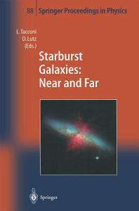 Starburst Galaxies  Near and Far Book