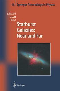 Starburst Galaxies  Near and Far Book