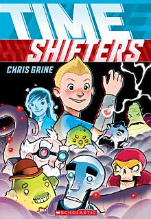 Time Shifters Book