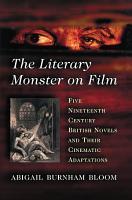 The Literary Monster on Film PDF