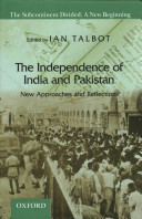The Independence of India and Pakistan PDF
