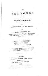 The sea songs of Charles Dibdin