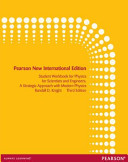 Student Workbook for Physics for Scientists and Engineers  Pearson New International Edition PDF