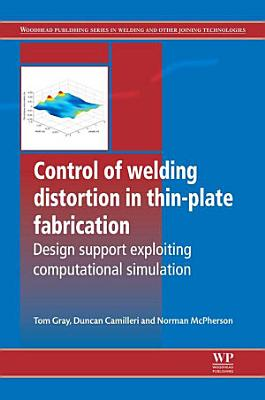 Control of Welding Distortion in Thin-Plate Fabrication