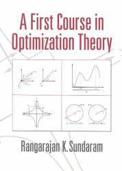 A First Course In Optimization Theory Book PDF